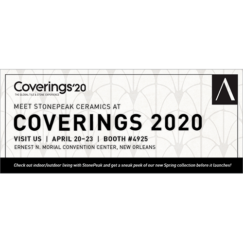 Coverings 2020