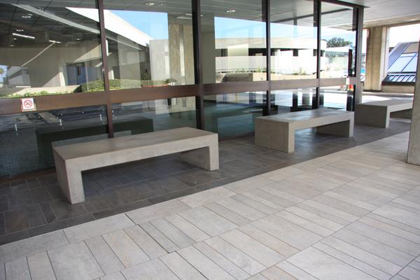 Project Tampa Airport Stonepeak American Floor Tile