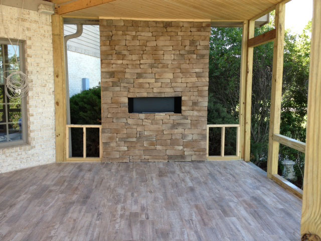 OUTDOOR PATIO & Project: OUTDOOR PATIO | StonePeak American Floor Tile