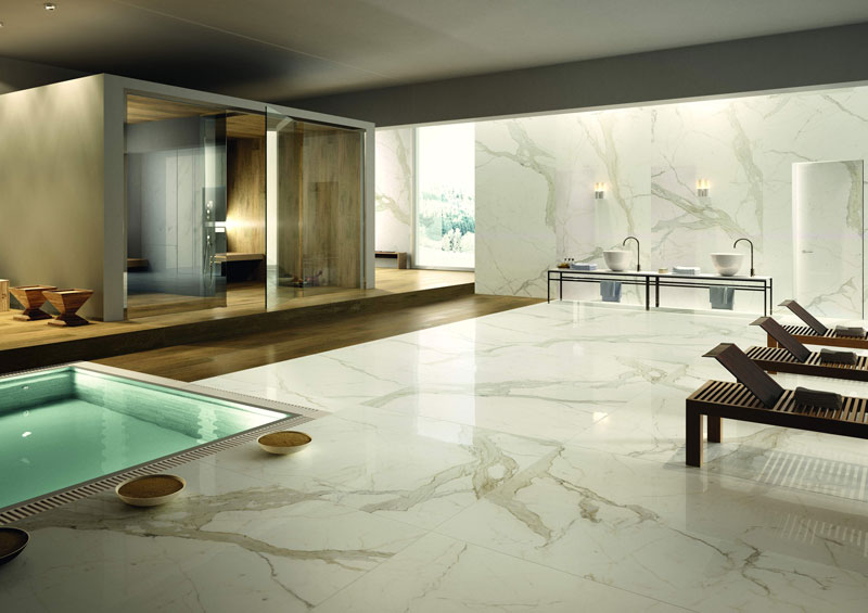 Plane Collection Stonepeak American Floor Tile