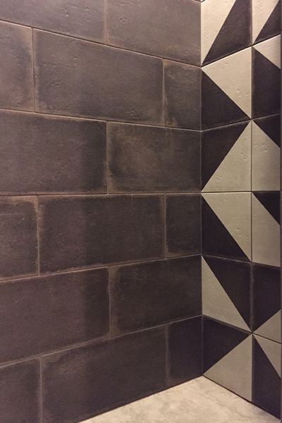 Project Shower Wall Decorative Tile Stonepeak American