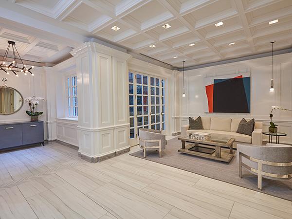 Project Lobby Stonepeak American Floor Tile