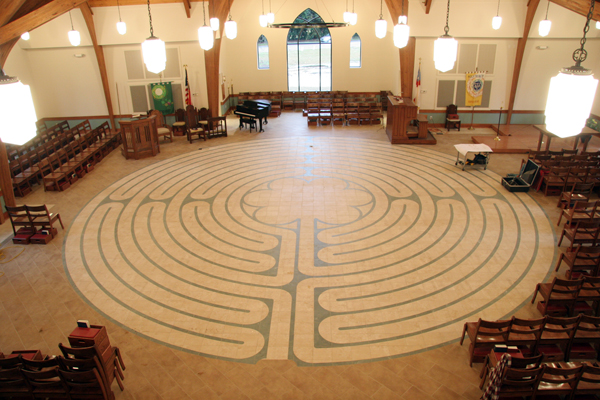 Project Holy Trinity Church Stonepeak American Floor Tile